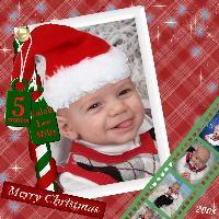Calebs 1st Christmas