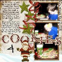 Cookies 4 Santa