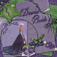 Denim Bride