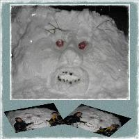 Proof  of Snow Monsters