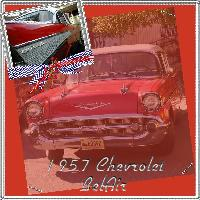 Cars Challenge - 1957 Chevy