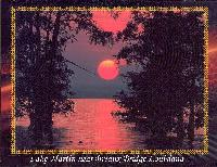 A Louisiana Sunset