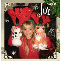 My Little Reindeer!!!!