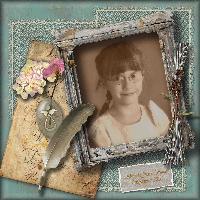 My Granddaughter Abby
