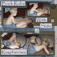 Back Rubs and Raspberries