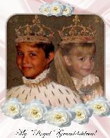 My Prince and Princess!