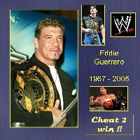 Eddie Guerrero - A Champ in his own right