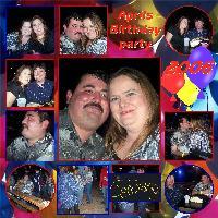 My birthday party at cowboys 2006
