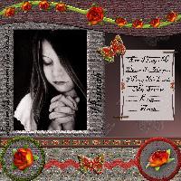 Hannah's Prayer...