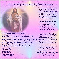 Prayer For My Friends