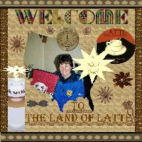 The Land of Latte