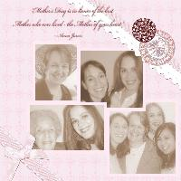 Mothers Day challenge