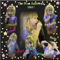 My little American Idol