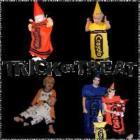 Crayola Halloween