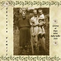 Thornton Family 1926