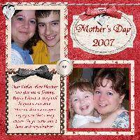 Mother's Day 2007