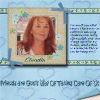 For Claudia