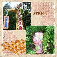 Africa for a Day