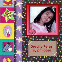 Destiny Disney
