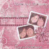 Memories in moments