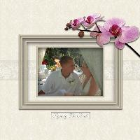 Wedding Album Signing The Book