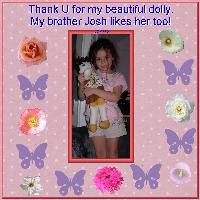 Jenna's Dolly