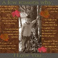 A Few Reasons Why,