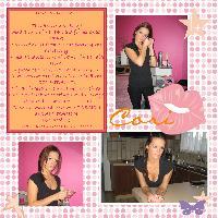 Recipe For Cori