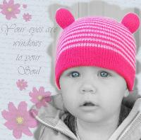 Baby Blue Eyes