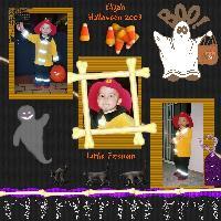 Elijah Halloween 2003