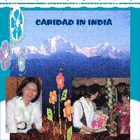 Caridad in India