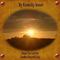 My Kentucky Sunset