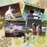 Mashamoquet Pond