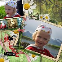 My charming niece