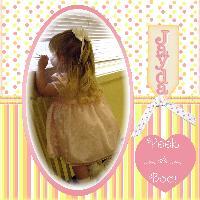 Peek-A-Boo Jayda