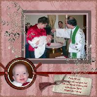 emily's christening