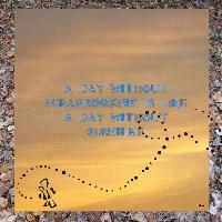 A Day Without Scrapbooking