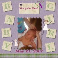 Shopie Ruth