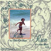 Run to the Ocean