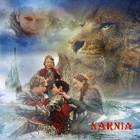 Narnia collage