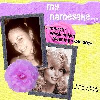 My Namesake