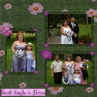 Mommy and daddys wedding