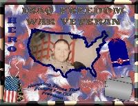 a true american soldier