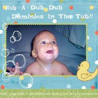Rub-A-Dub Dub