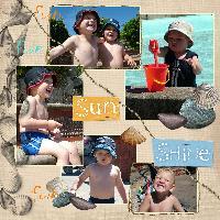 Fun in the sun!!!