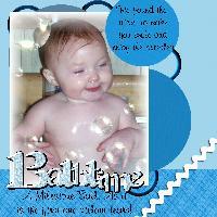 Bathtime Ana
