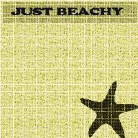 Beach Plopper