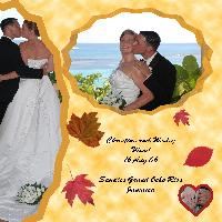Christine and Wes Wedding