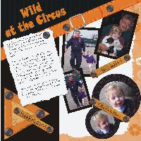Wild at the Circus