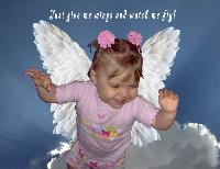 My Little Angel!